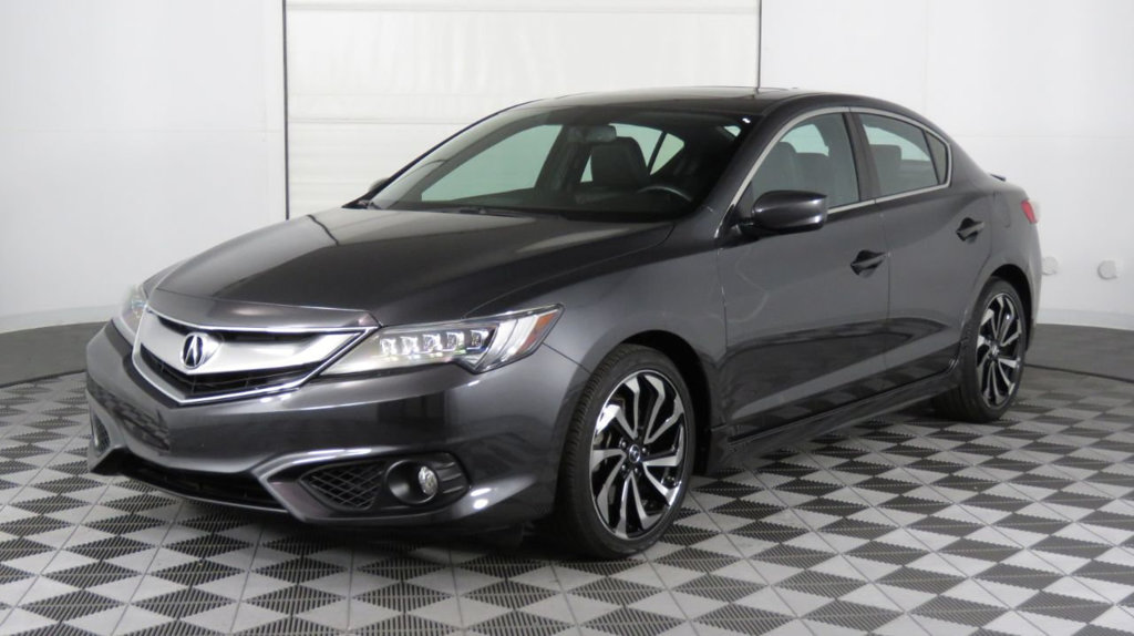 Pre-Owned 2016 Acura ILX 4dr Sedan w/Premium/A-SPEC Pkg