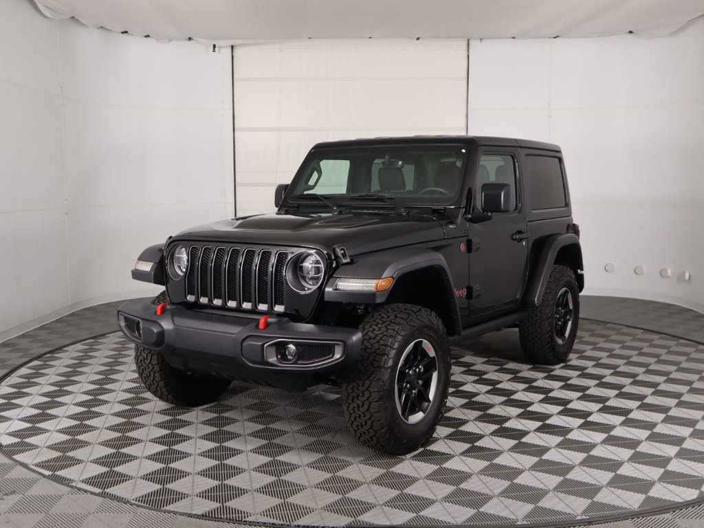 Pre-Owned 2018 Jeep Wrangler Rubicon 4x4