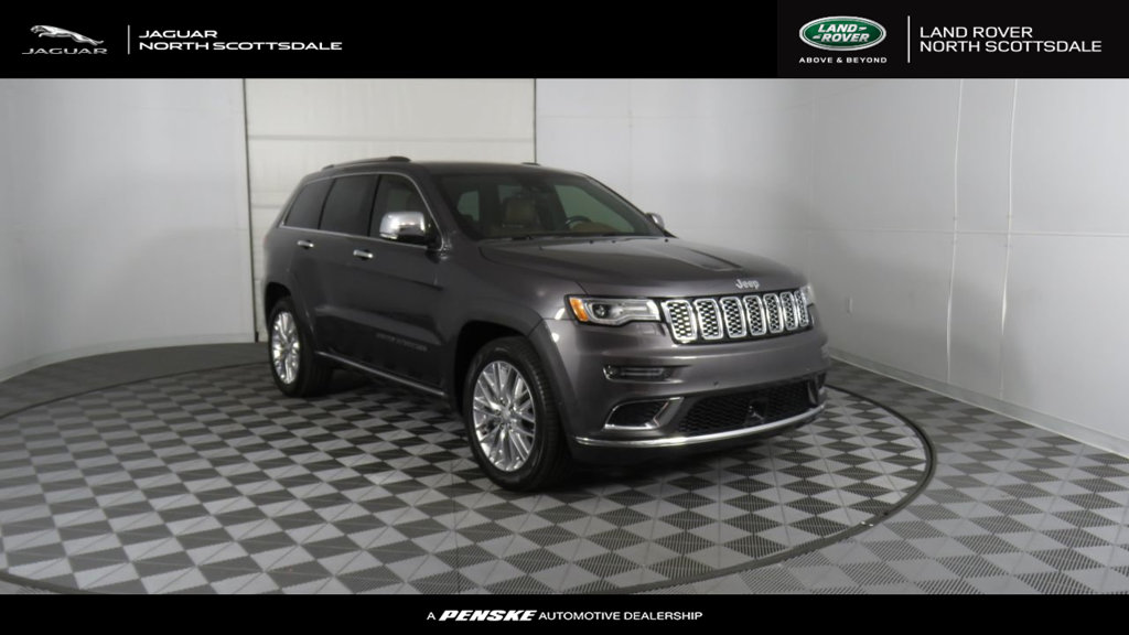 Pre-Owned 2018 Jeep Grand Cherokee Summit 4x2