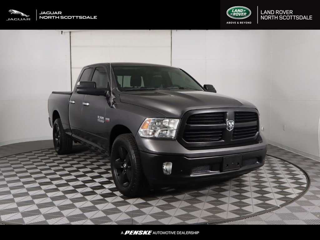 "Pre-Owned 2015 Ram 1500 4WD Quad Cab 140.5"" Big Horn"