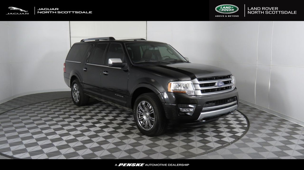 Pre-Owned 2015 Ford Expedition EL 4WD 4dr Platinum