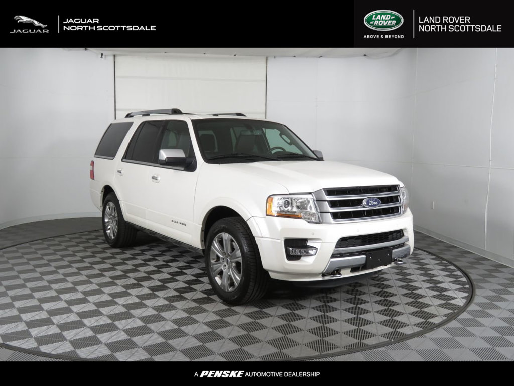 Pre-Owned 2015 Ford Expedition 4WD 4dr Platinum