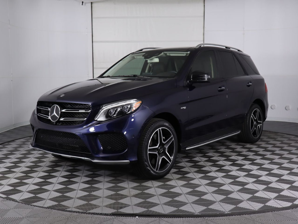 Pre-Owned 2017 Mercedes-Benz GLE AMG® GLE 43 4MATIC SUV