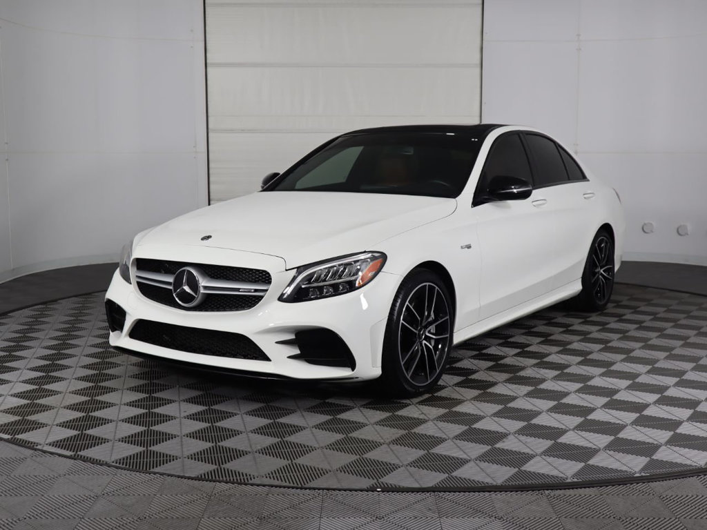 Pre-Owned 2019 Mercedes-Benz C-Class AMG® C 43 4MATIC Sedan