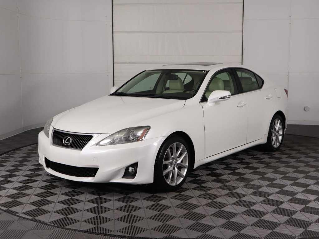 Pre-Owned 2011 Lexus IS 250 4dr Sport Sedan Automatic RWD