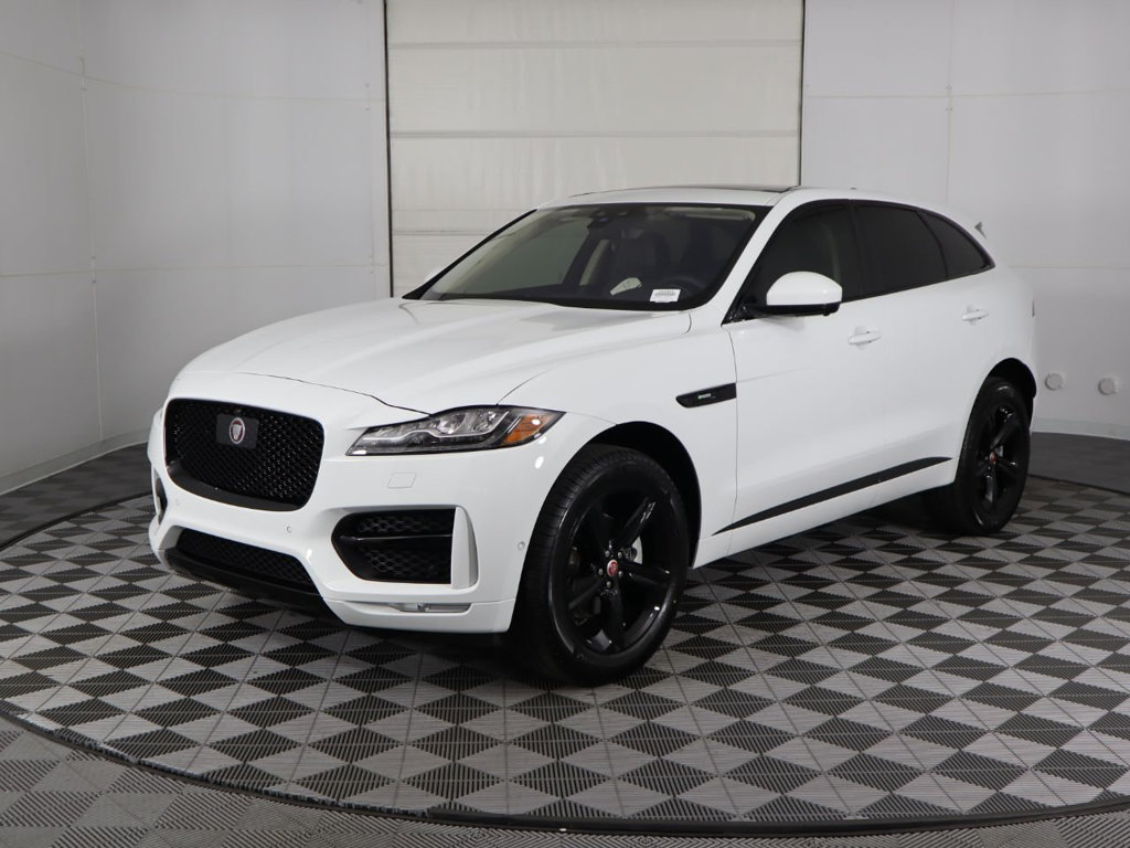 New 2020 Jaguar F-PACE