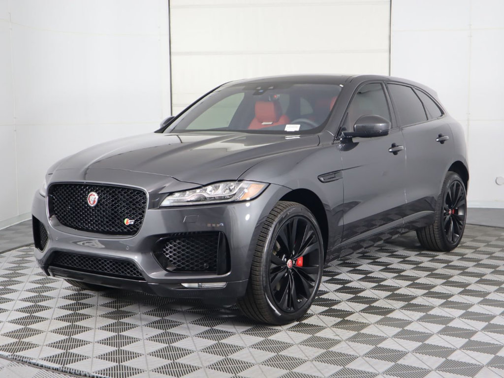Jaguar Suv F Pace >> New 2020 Jaguar F Pace With Navigation