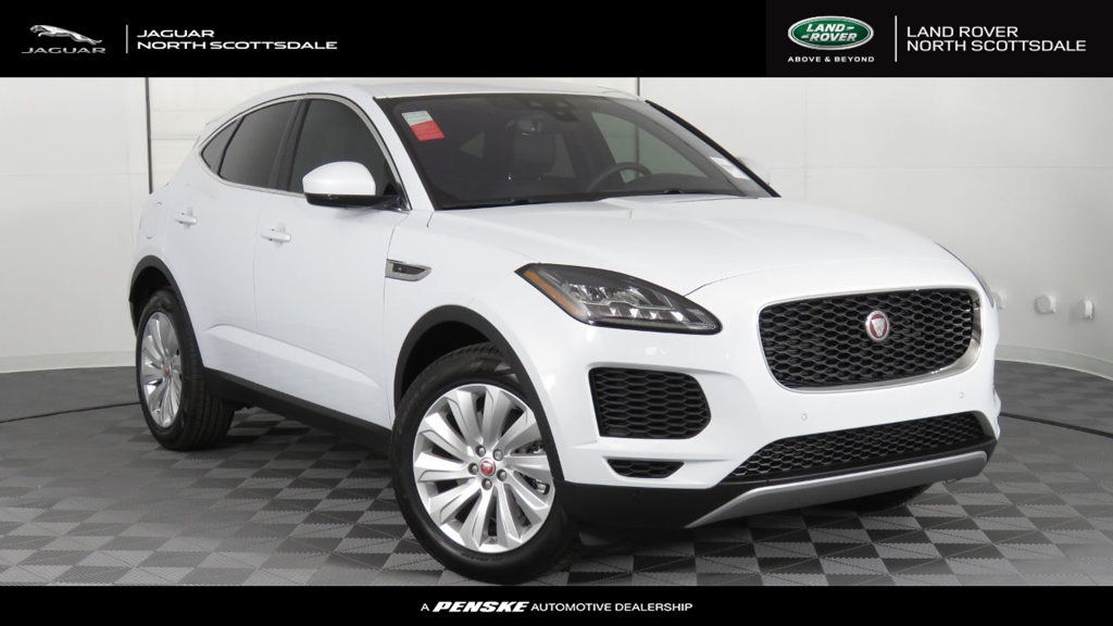 New Jaguar EPACE P AWD S SUV In Phoenix J Jaguar - All wheel drive jaguar
