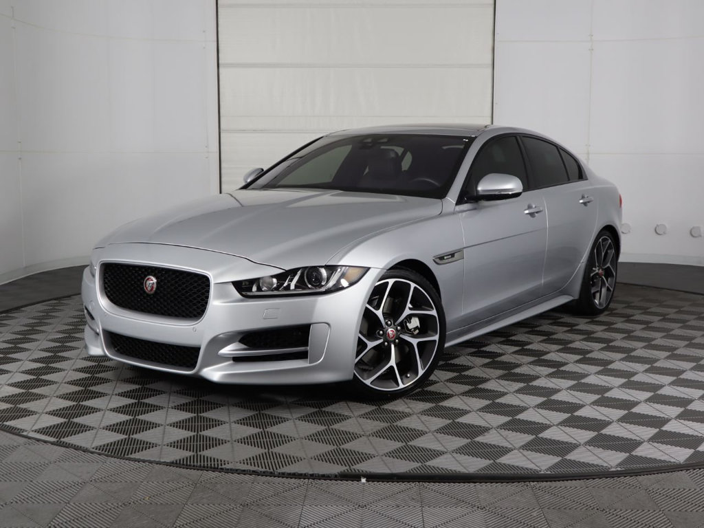 Certified Pre-Owned 2017 Jaguar XE 35t R-Sport RWD