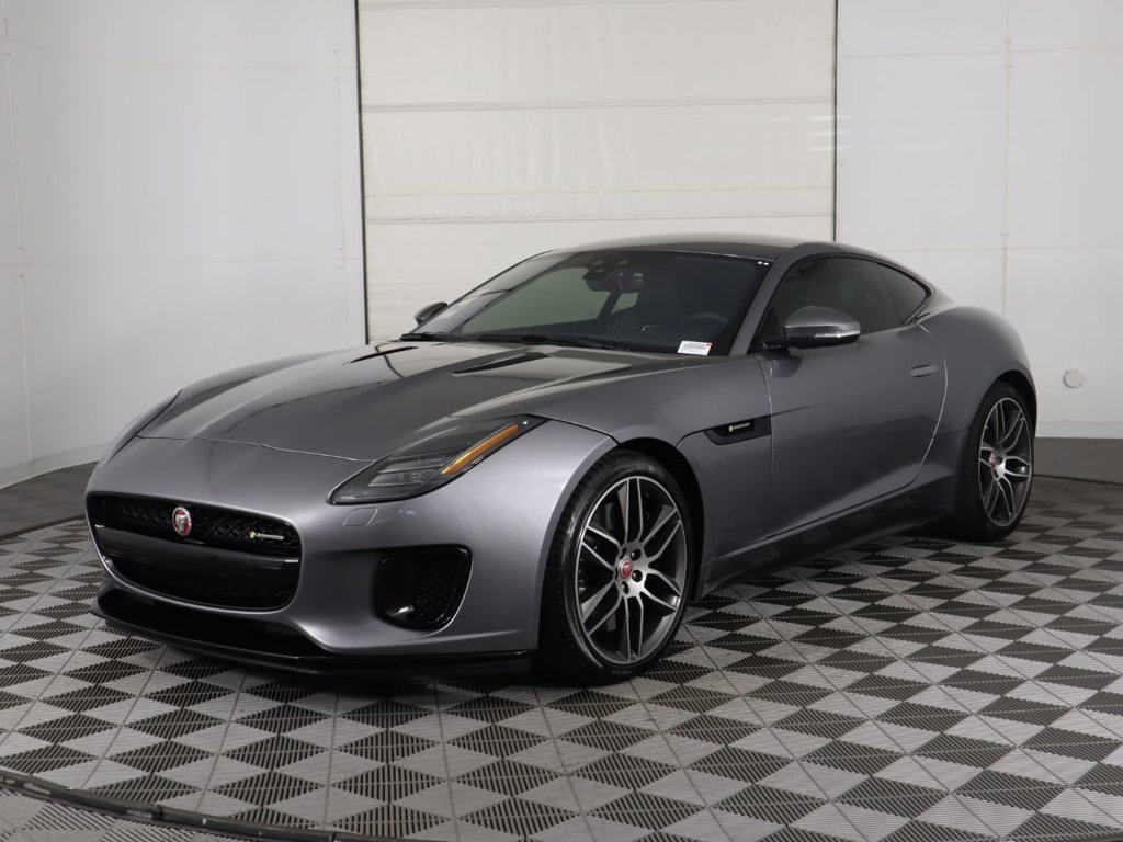 New 2020 Jaguar F-TYPE Coupe Automatic R-Dynamic