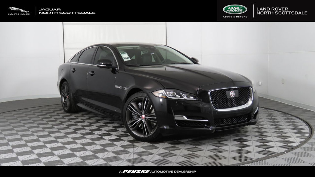 New 2019 Jaguar XJ XJ Supercharged RWD