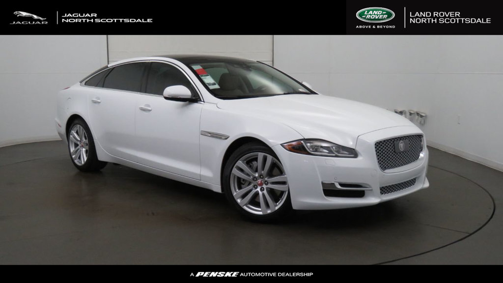 new 2018 jaguar xj xjl portfolio rwd sedan in phoenix. Black Bedroom Furniture Sets. Home Design Ideas