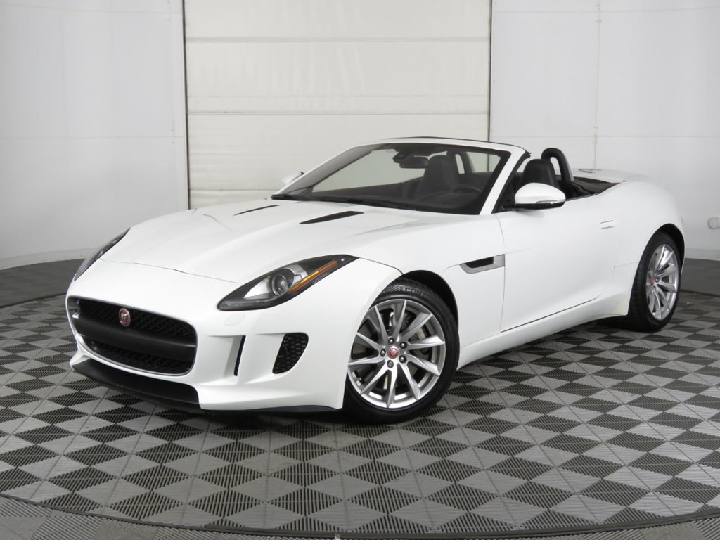 Certified Pre-Owned 2017 Jaguar F-TYPE Convertible Automatic