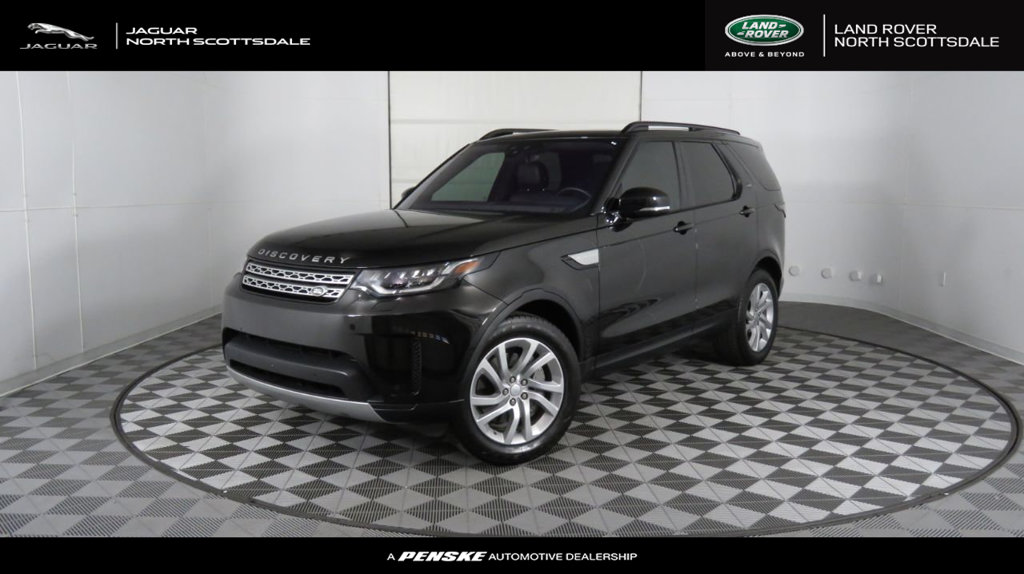 Certified Pre-Owned 2018 Land Rover Discovery HSE V6 Supercharged