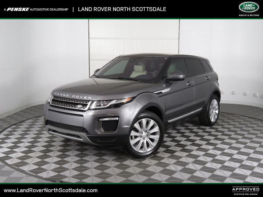 Certified Pre-Owned 2016 Land Rover Range Rover Evoque 5dr Hatchback HSE