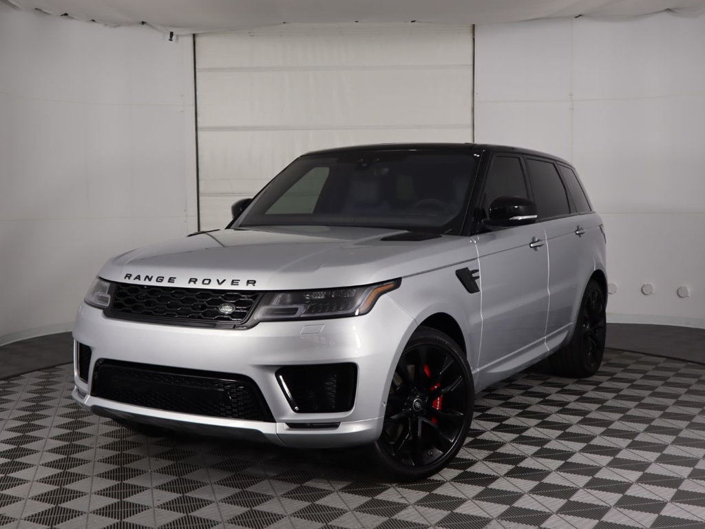 Certified Pre-Owned 2019 Land Rover Range Rover Sport Turbo i6 MHEV HST