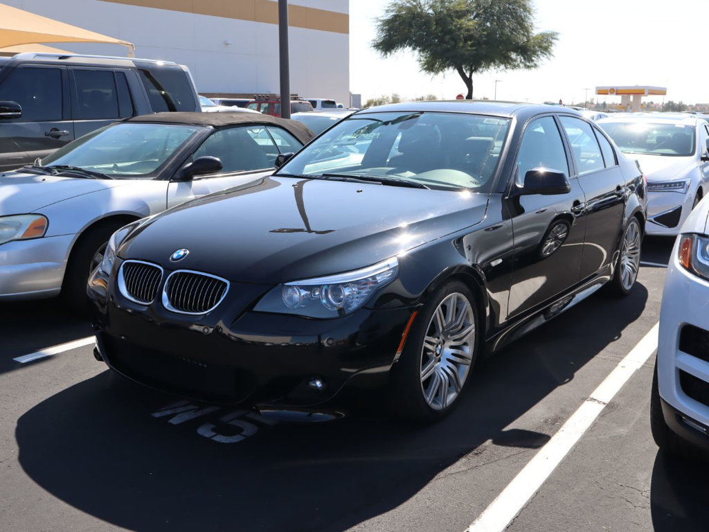Pre-Owned 2010 BMW 5 Series 550i