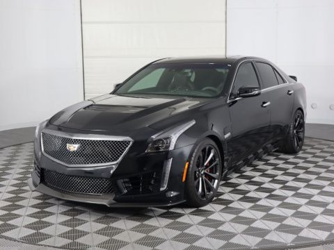 Pre-Owned 2019 Cadillac CTS-V Sedan 4dr Sedan