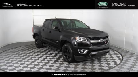 "Pre-Owned 2016 Chevrolet Colorado 2WD Crew Cab 128.3"" Z71"
