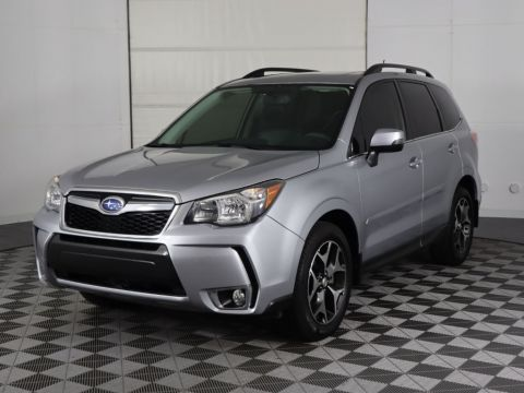 Pre-Owned 2014 Subaru Forester 4dr Automatic 2.0XT Touring