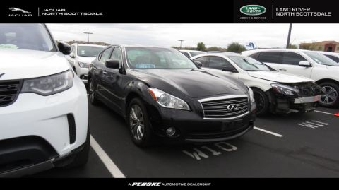 Pre-Owned 2013 INFINITI M37 4dr Sedan AWD
