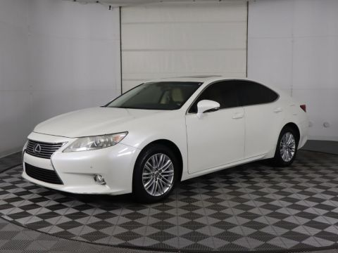 Pre-Owned 2013 Lexus ES 350 4dr Sedan