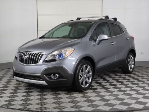 Pre-Owned 2014 Buick Encore FWD 4dr Premium