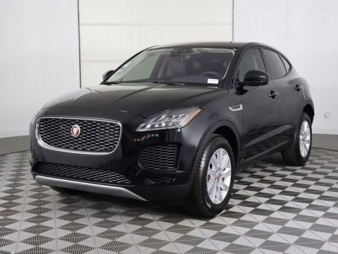 Pre-Owned 2019 Jaguar E-PACE COURTESY VEHICLE