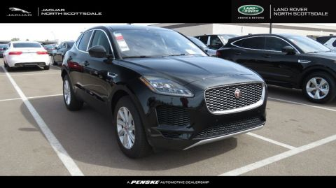 Pre-Owned 2018 Jaguar E-PACE COURTESY VEHICLE