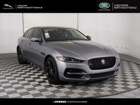 New 2020 Jaguar XE S AWD