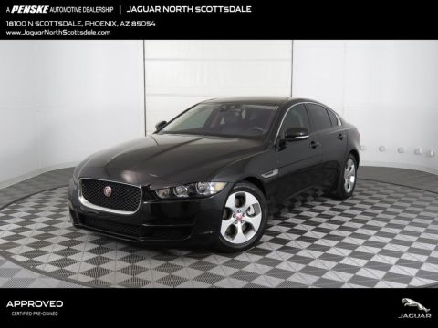 Certified Pre-Owned 2018 Jaguar XE 25t RWD