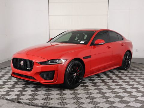 New 2020 Jaguar XE R-Dynamic S AWD