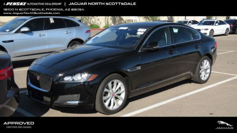 Certified Pre-Owned 2017 Jaguar XF 20d Premium RWD