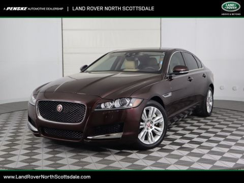 Pre-Owned 2016 Jaguar XF 4dr Sedan 35t Premium RWD