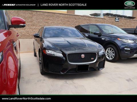 Pre-Owned 2016 Jaguar XF 4dr Sedan S RWD