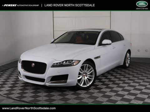 Pre-Owned 2018 Jaguar XF 35t Portfolio Limited Edition RWD