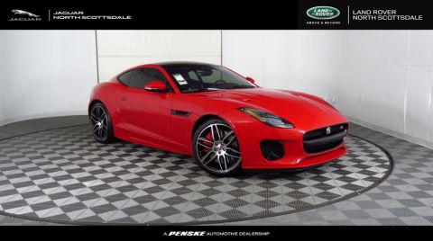 New 2020 Jaguar F-Type Coupe Automatic Checkered Flag AWD