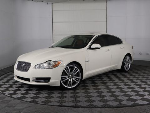 Pre-Owned 2010 Jaguar XF 4dr Sedan Supercharged
