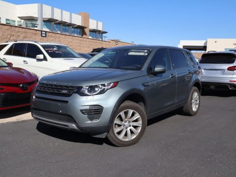 Pre-Owned 2017 Land Rover Discovery Sport SE AWD