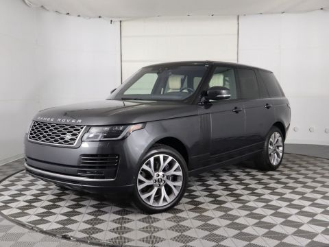 Certified Pre-Owned 2019 Land Rover Range Rover V6 Supercharged HSE SWB
