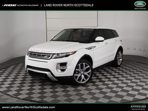 Pre-Owned 2015 Land Rover Range Rover Evoque 5dr Hatchback Autobiography