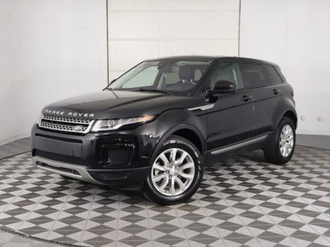 Certified Pre-Owned 2018 Land Rover Range Rover Evoque 5 Door SE