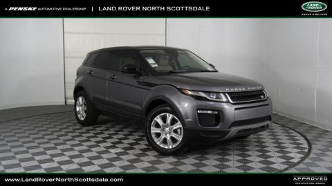 Pre-Owned 2018 Land Rover Range Rover Evoque COURTESY VEHICLE