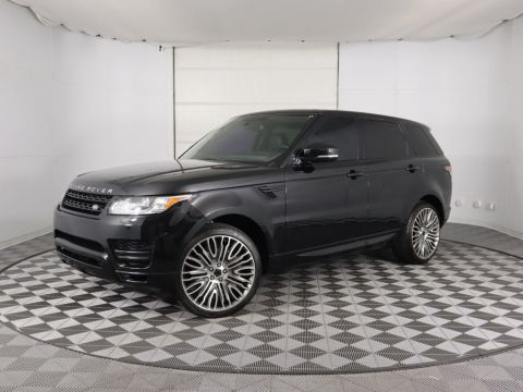 Pre-Owned 2014 Land Rover Range Rover Sport 4WD 4dr HSE