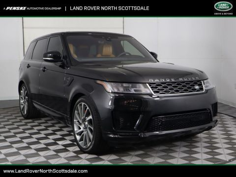 Pre-Owned 2019 Land Rover Range Rover Sport V8 Supercharged Dynamic