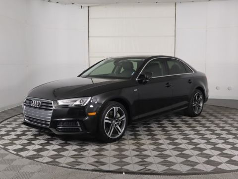 Pre-Owned 2017 Audi A4 2.0 TFSI Automatic Premium Plus quattro AWD