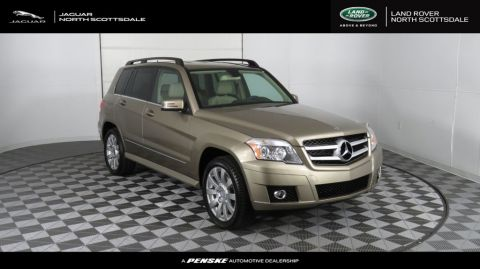 Pre-Owned 2010 Mercedes-Benz GLK SUV