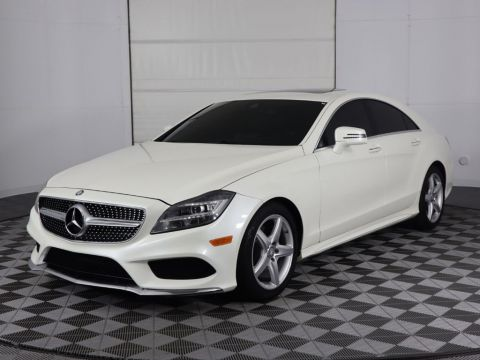 Pre-Owned 2015 Mercedes-Benz CLS 4dr Sedan CLS 400 RWD