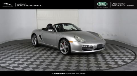 Pre-Owned 2007 Porsche Boxster 2dr Roadster S