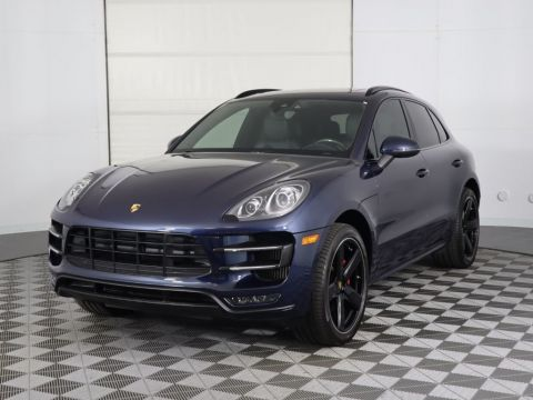 Pre-Owned 2016 Porsche Macan AWD 4dr Turbo